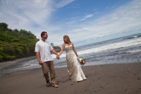 Wedding Photography Jaco Costa Rica