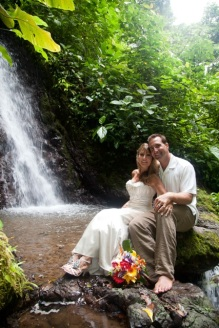 Rain Forest Wedding Photography Costa Rica