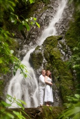 Jungle Wedding Photography int the Rainforest of Costa Rica