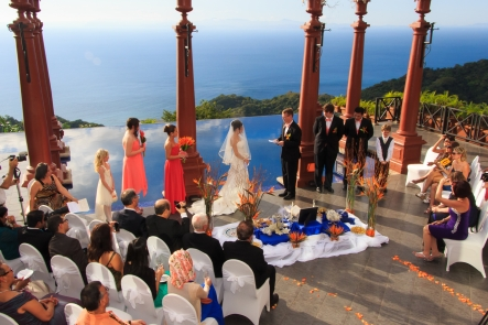 Destination Wedding Photography Villa Caletas John Williamson