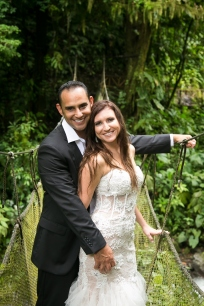 Destination Weddings in the Jungle of Costa Rica
