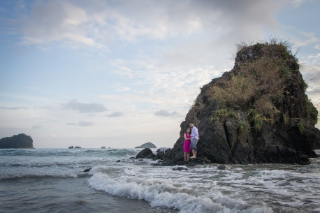 John Williamson Engagement Photography Costa Rica