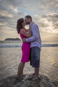 John Williamson Engagement Photography Costa Rica