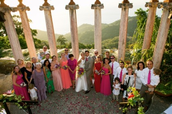 Destination Wedding Villa Caletas Costa Rica