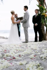 Beach Wedding - Ylang Ylang Beach Resort Montezuma Costa Rica