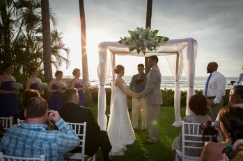 Destination Wedding Photography in Tamarindo Diria by John Williamson