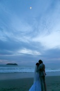 Manuel Antonio Beach Wedding - Costa Rica Wedding Photography by John Williamson