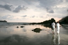 Jungle and Beach Wedding photography in Costa Rica by John Williamson