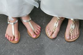 Wedding Feet - Destination Wedding Photographer in Costa Rica
