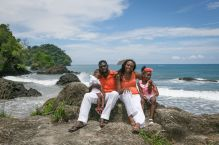 Family Portrait Photography in Manuel Antonio Costa Rica by John Williamson