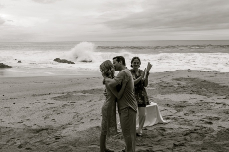 Elopement Wedding in Montezuma Costa Rica by John Williamson Photography