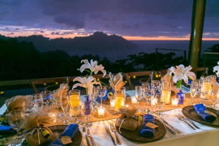 Wedding at Villa Kisadee in Manuel Antonio Costa Rica