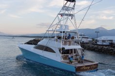 Quepos Billfish Cup - Sport fishing at Marina Pez Vela Quepos Costa Rica - John Williamson Photography