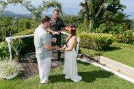 Elopement Wedding at Rancho Pacifico Uvita Costa Rica by John Williamson Photography