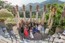 Villa Caletas Wedding by John Williamson Wedding Photography Costa Rica