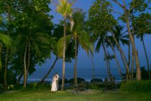 Ylang Ylang Beach Resort Wedding - John Williamson Wedding Photography