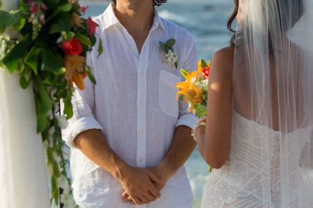 Playa Langosta Wedding Photographer - John Williamson Costa Rica