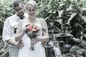 La Paz Waterfall Garden Wedding Photographer - John Williamson Photography Costa Rica