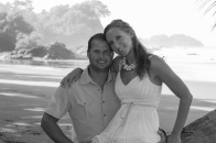 Engagement Photography in Dominical by John Williamson Destination Wedding Photographer Costa Rica