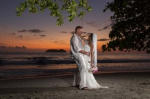John Williamson Wedding Photography Discovery Beach House Manuel Antonio Costa Rica