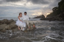 Honeymoon Photography in Costa Rica by John Williamson Destination Wedding Photography