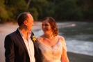 Beach Wedding at Tulemar Manuel Antonio Costa Rica by John Williamson Photography