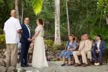 Beach Wedding at Tulemar Manuel Antonio Costa Rica by John Williamson Photography