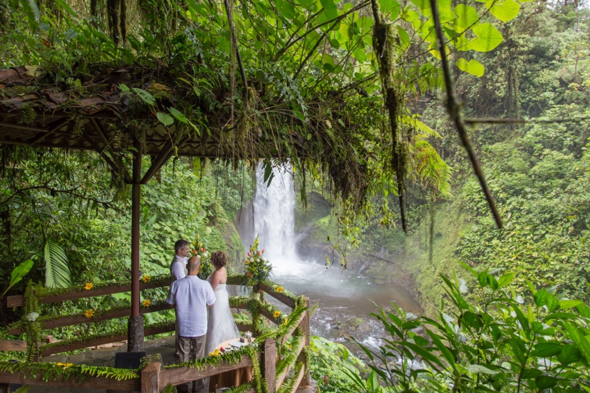tag archives waterfall wedding