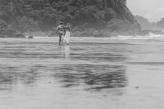 John Williamson Photography Costa Rica - Waterfall and Beach Engagement Photographer