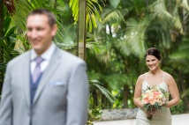 Rainforest Wedding photography in Manuel Antonio Costa Rica by John Williamson