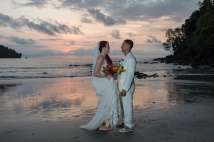 Wedding Photography in Manuel Antonio Costa Rica by John Williamson - Beach Weddings and Elopement Photographer
