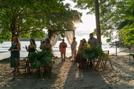 John Williamson Photography in Costa Rica - Beach Weddings