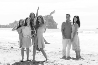 Fun Family Photography in Costa Rica by John Williamson