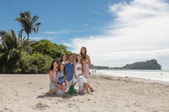 Family Photography in Costa Rica by John Williamson