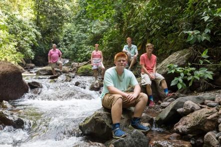 Family Portrait Session in Costa Rica by John Williamson