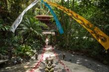 Waterfall Villas Wedding Photography in Costa Rica by John Williamson