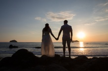 Honeymoon Photography in Costa Rica by John Williamson